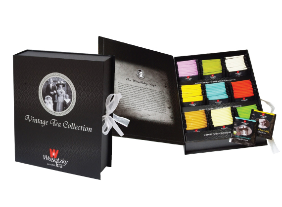 Vintage Tea Collcetion-